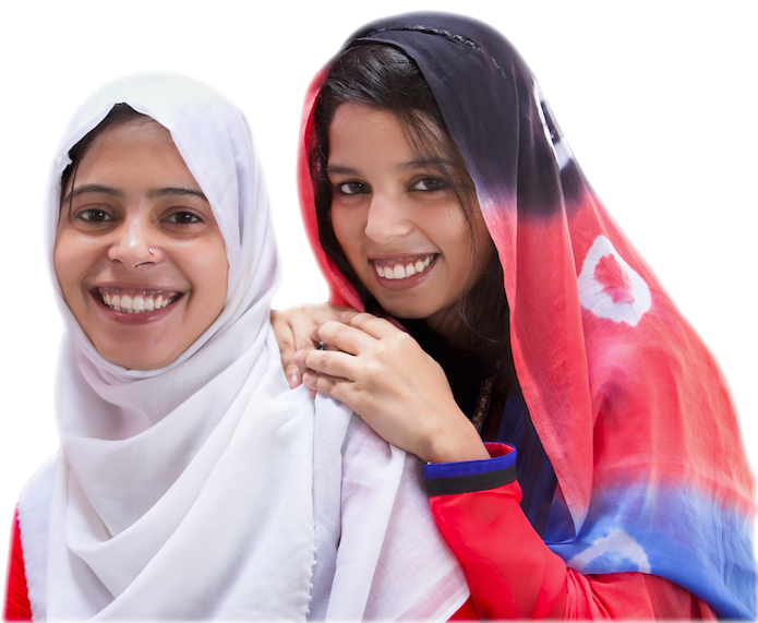 Junge Muslima 2